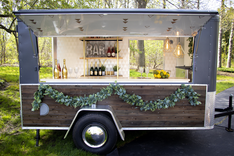 VIP mobile bar