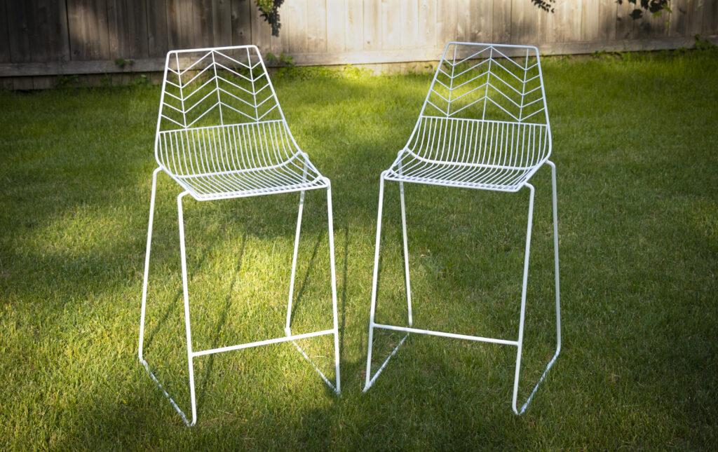 Pair of Mod Barstools